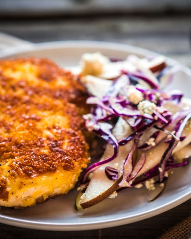 Pesach Pecan Crusted Chicken