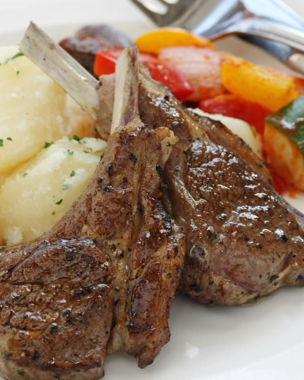 Sensational Lamb Chops