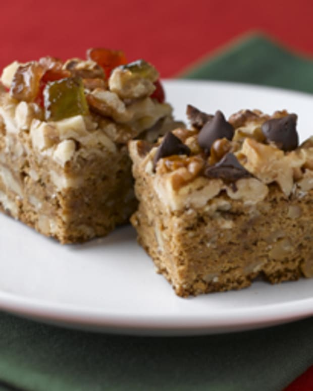 California Walnut Jewel Squares