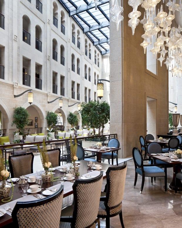 Waldorf Astoria Jerusalem