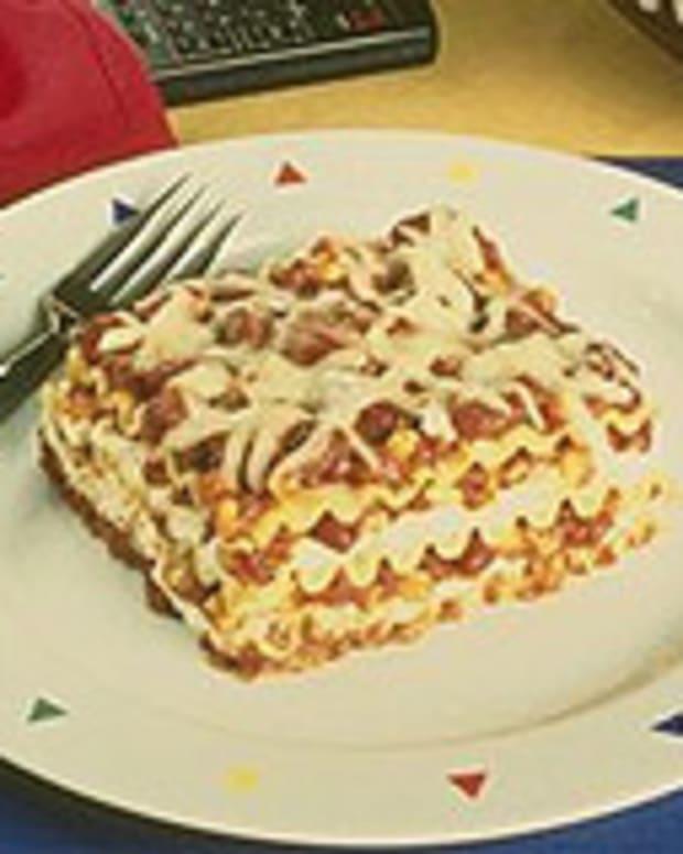 Tex-Mex Lasagne