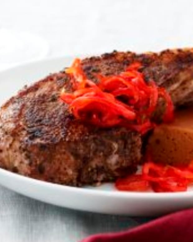 PrimeGrill Steak