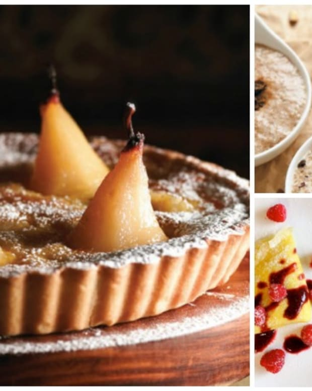 shavuot desserts
