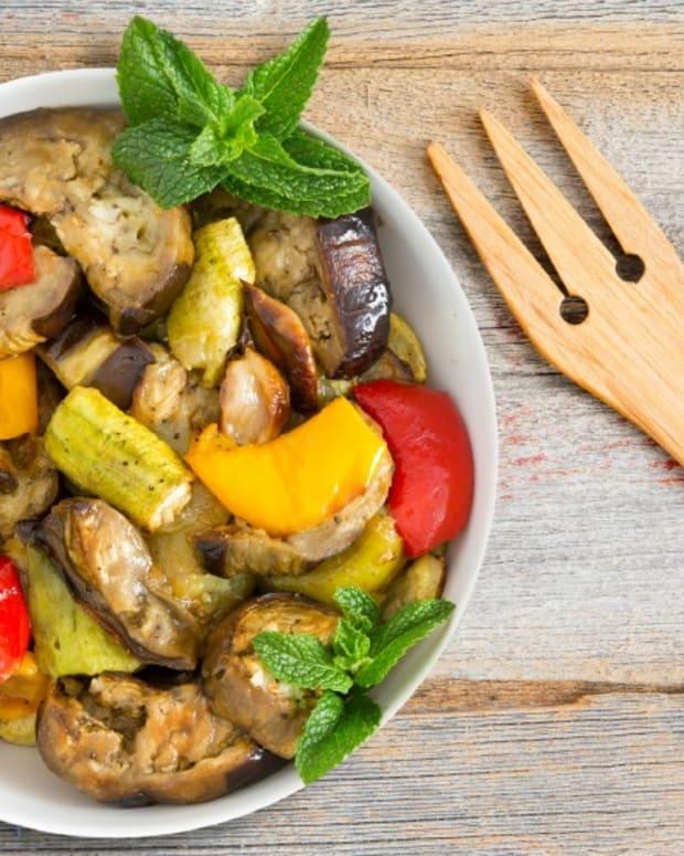Sautéed Summer Vegetables