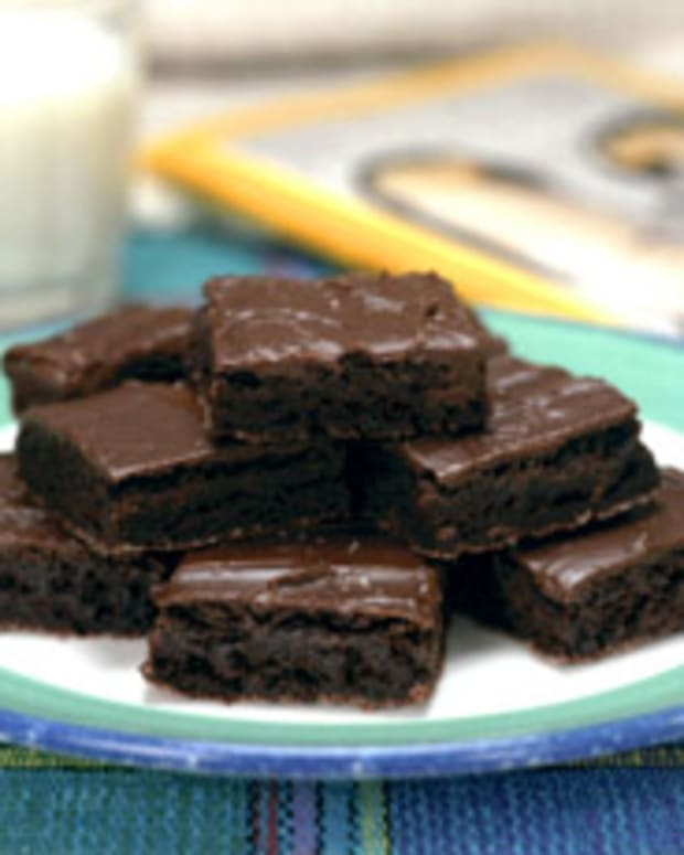 13a Desserts Chocolate Fudge Brownies