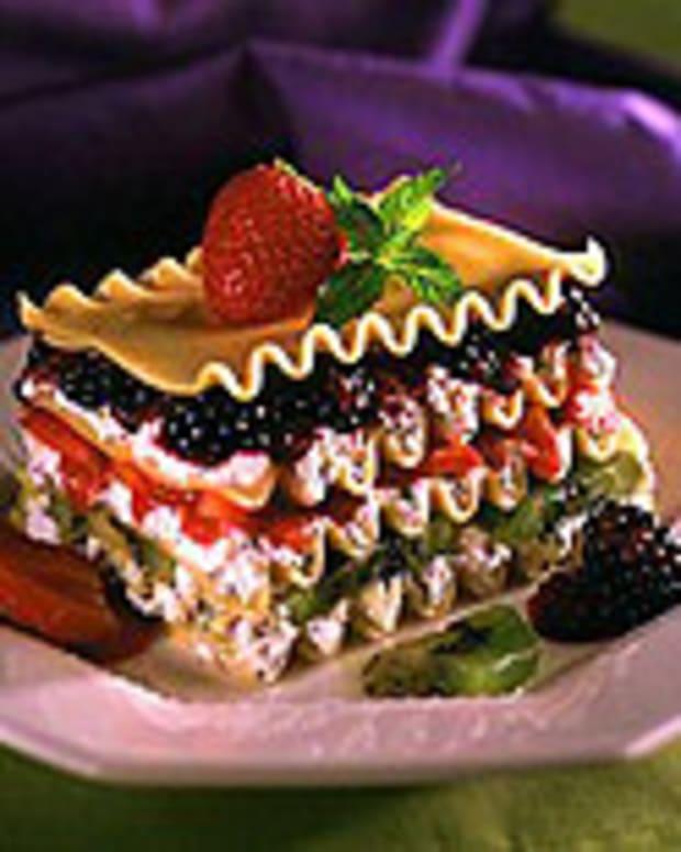 Dessert Lasagne
