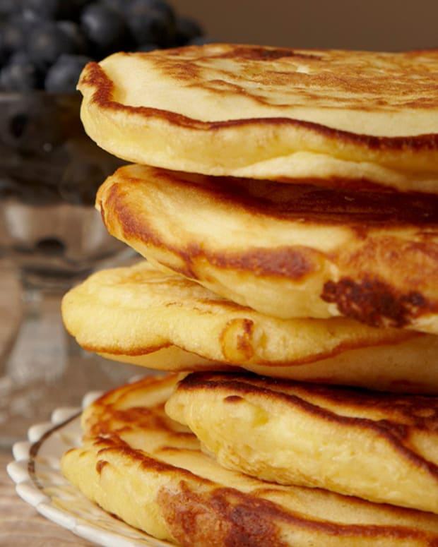 cheesecake pancakes