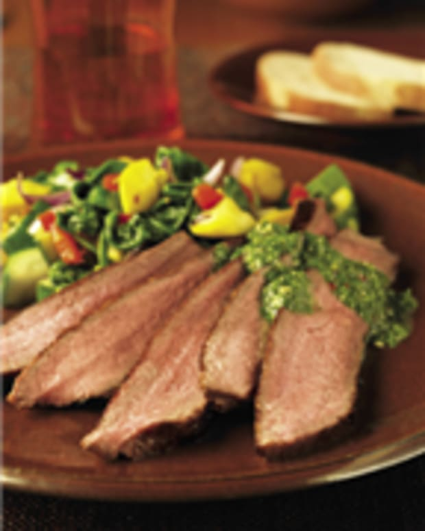 Chimichurri Beef Shoulder Steak