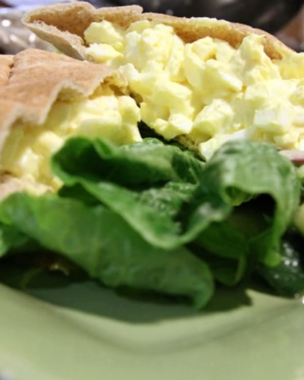 egg salad main