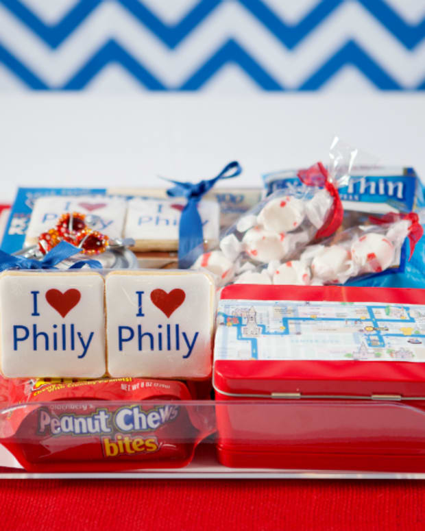 Jamie's Philly Faves Mishloach Manot