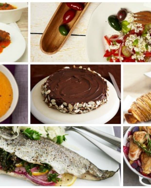 101 passover recipes