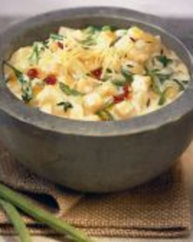 Idaho® Potato Risotto