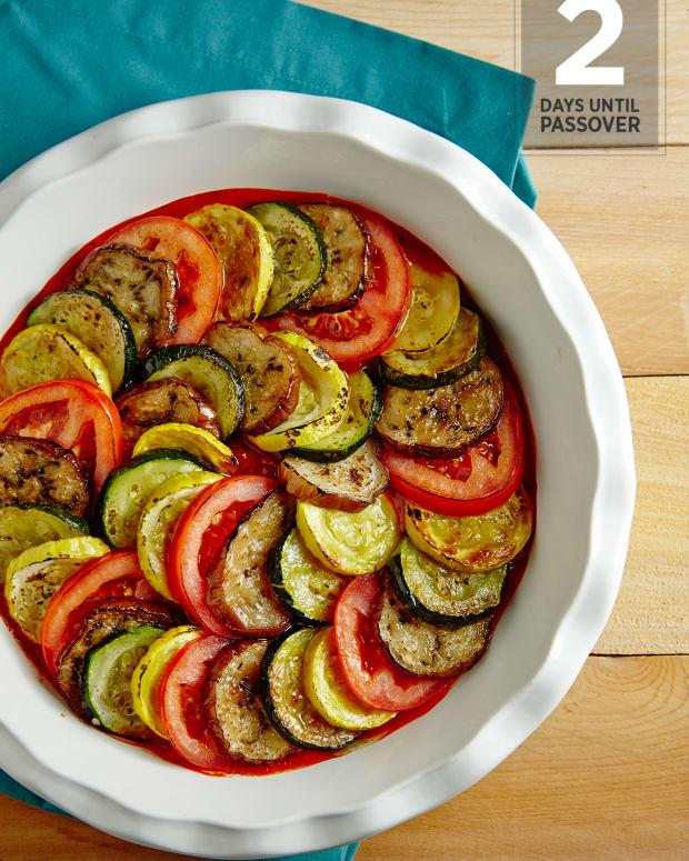 2 Days Until Passover: Veggies You Can Make Ahead