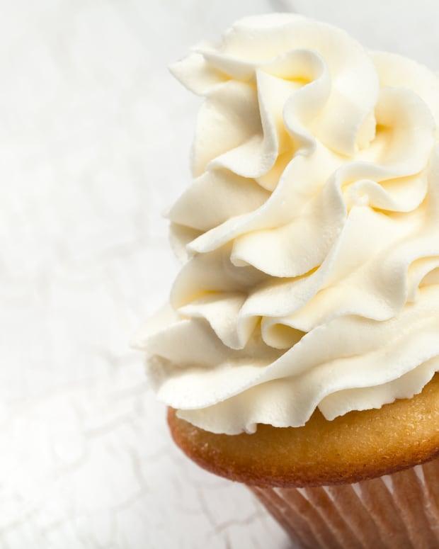 quick vanilla butter cream