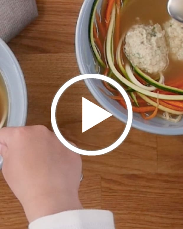 Matzo Balls In a Bag Video