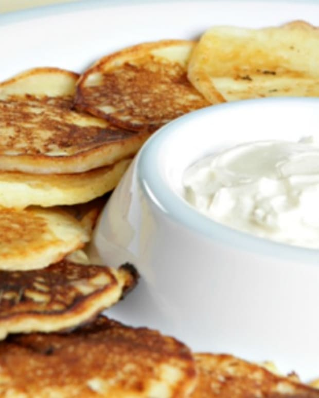Cheese Pancakes (1)