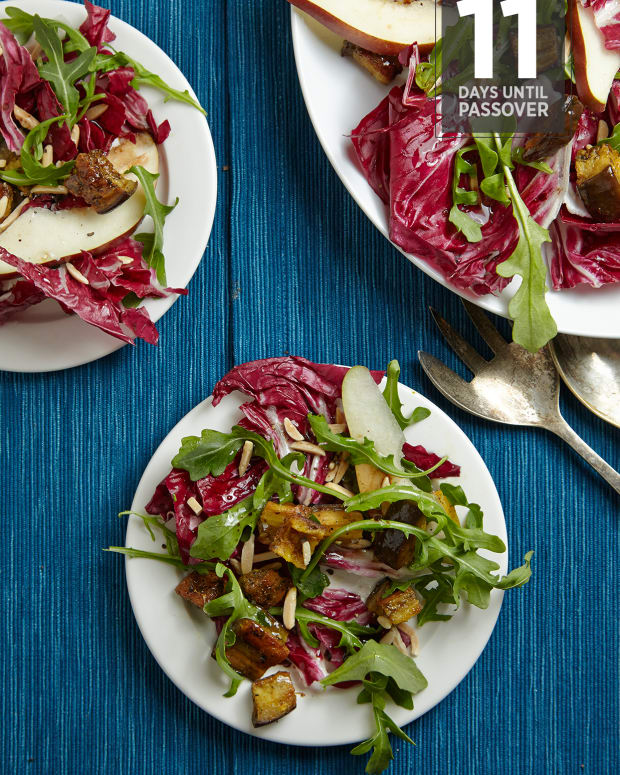 11 Days Until Passover: Spring Salads