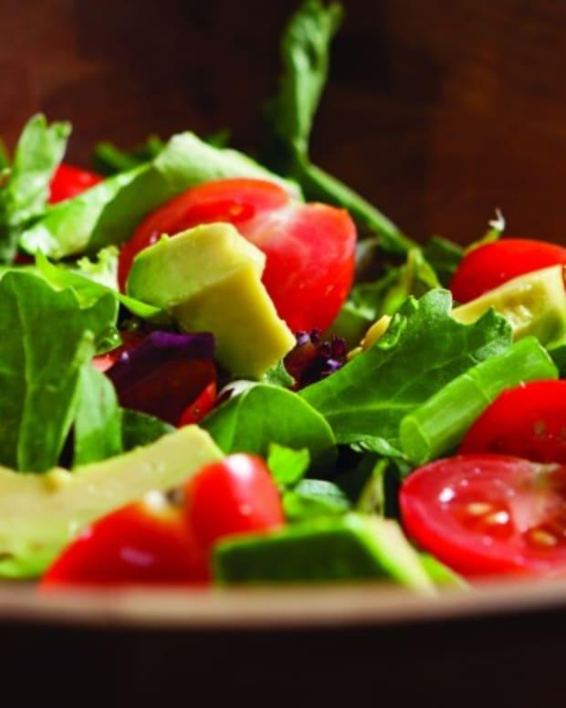 mex - tossed salad