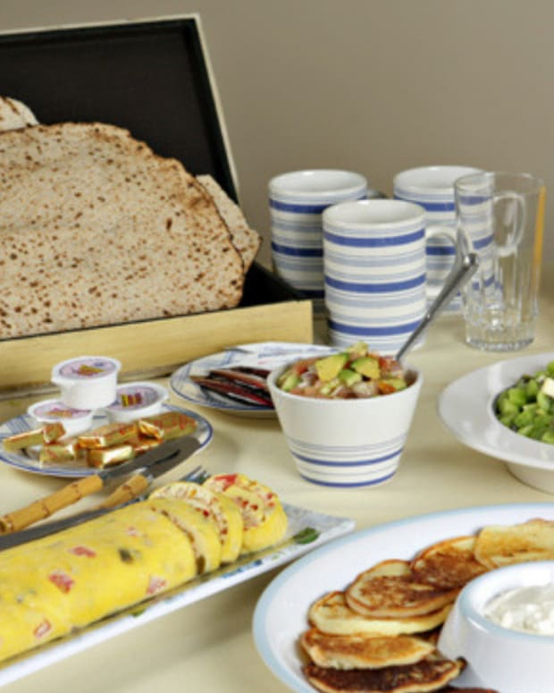 Passover Chol Hamoed Recipes