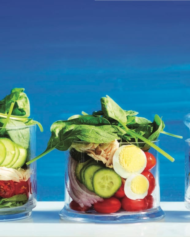 Jamie's 7 Layer Salad