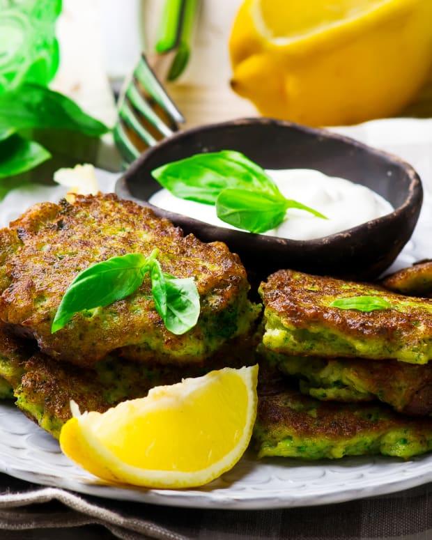 Broccoli Latkes bratkes