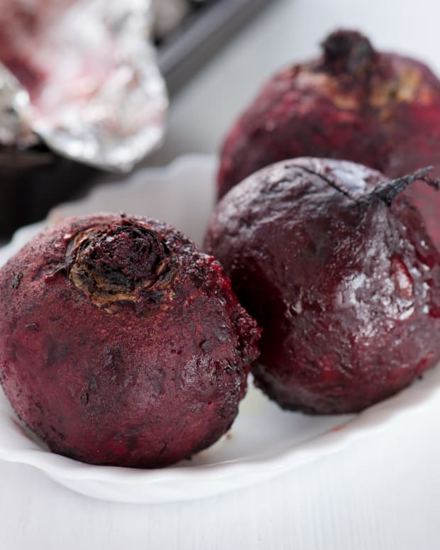 Basic Roasted Beets