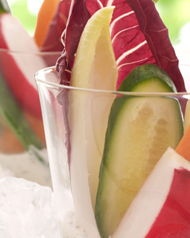 Fancy Crudites
