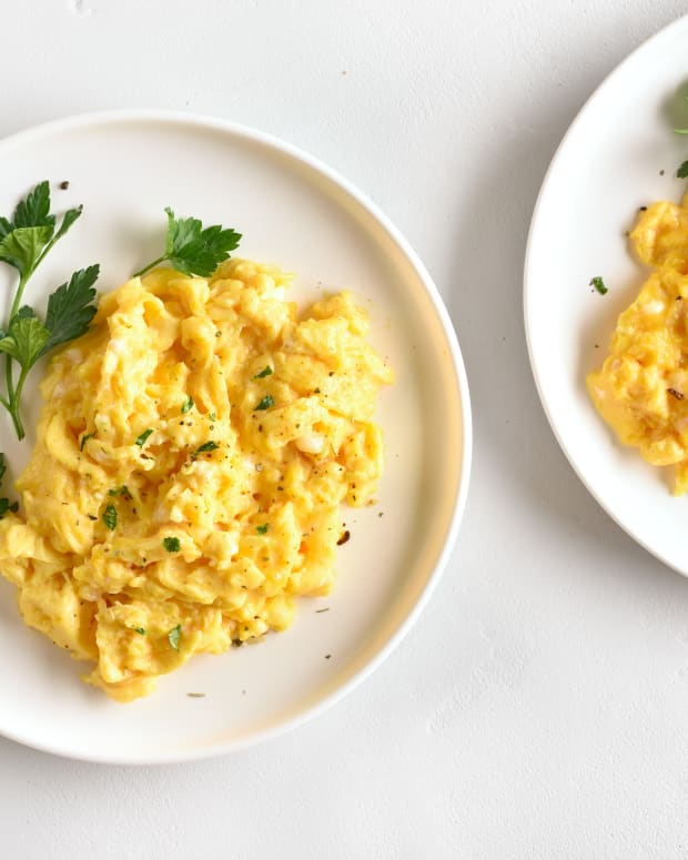 Perfect Scrambled Eggs for A crowd