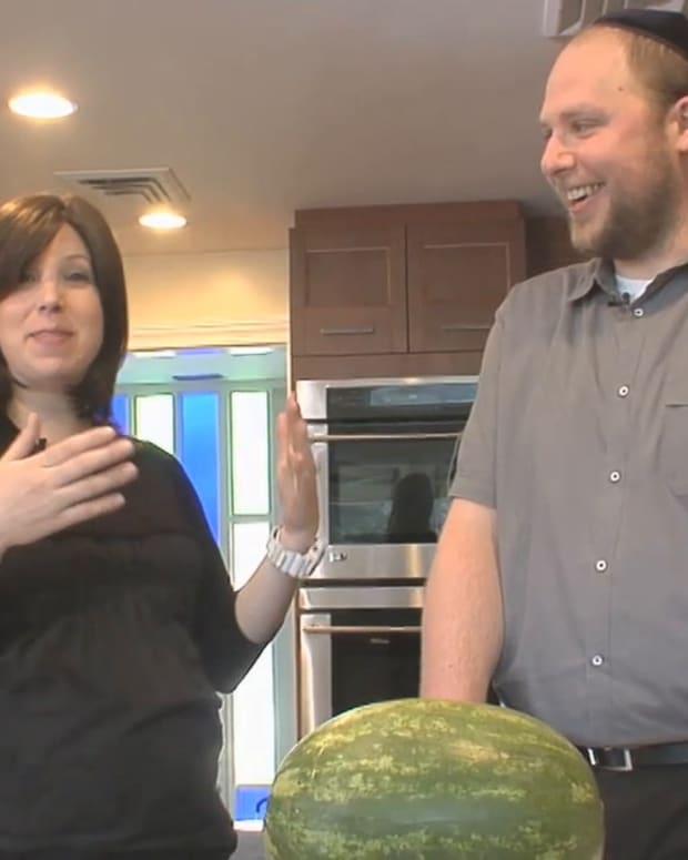 Watermelon Fruit Stroller