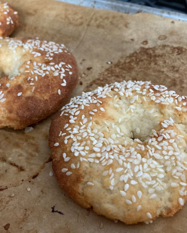 passover nut bagels