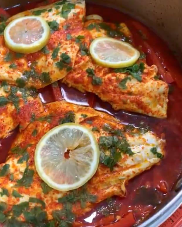 chraime fish
