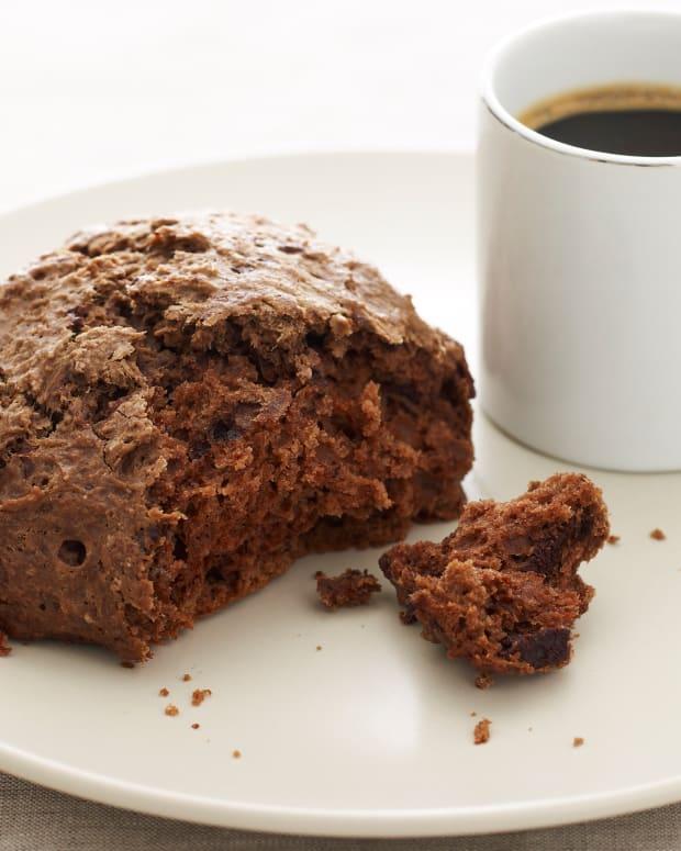 choc espresso scone 2