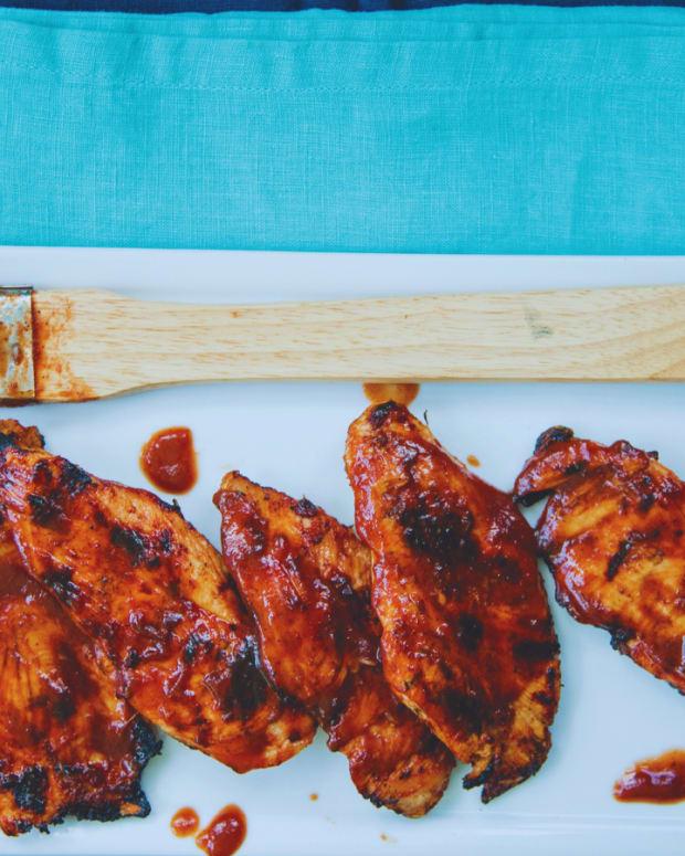 Bourbon BBQ Chicken