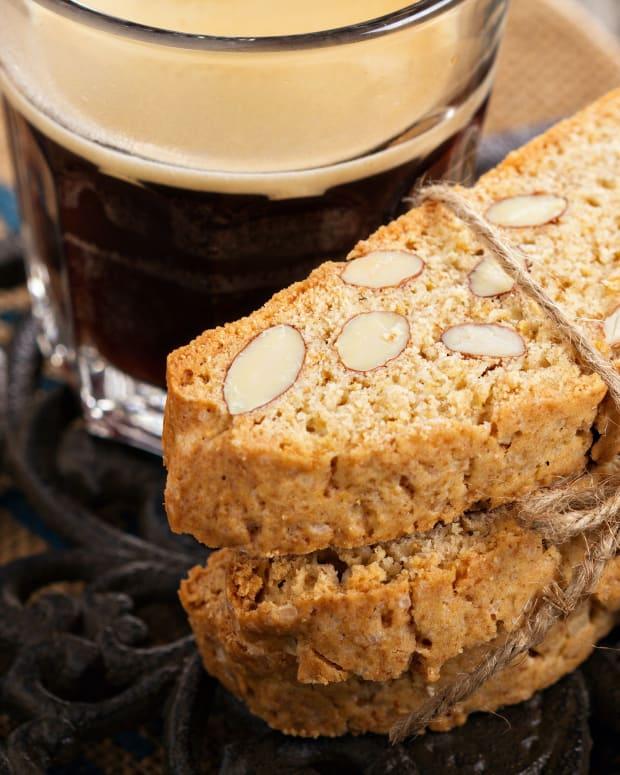 healthy mandel bread 100 calorie