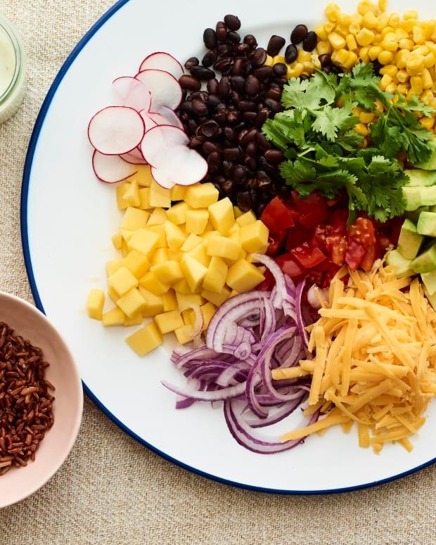 Burrito Bowl DIY