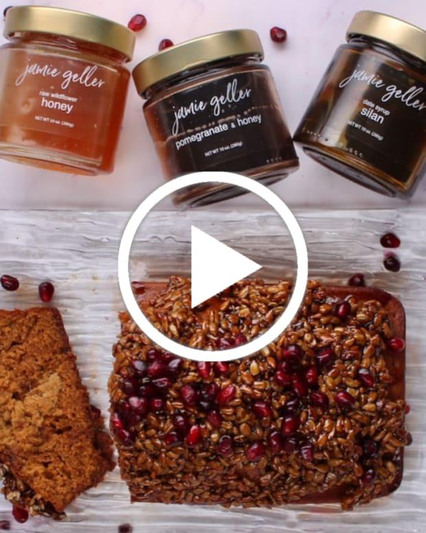 Honey Cake Featured