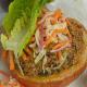 veggie burger wide