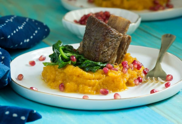 Beer Braised Short Ribs with Mashed Butternut Squash and Spinach 2.jpg