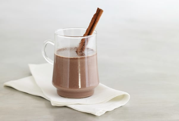 Spicy Hot Cocoa with Kahlua