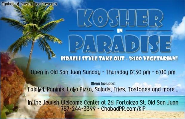 Keeping Kosher in the Caribbean - Jamie Geller