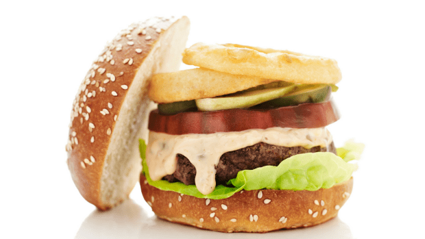 over the top burger