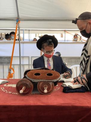 Yaakov Yosef Bar Mitzvah-10-36-45