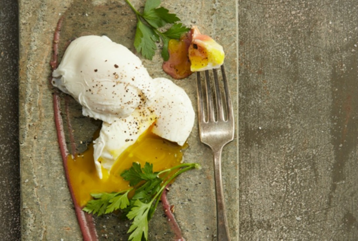 Poached Eggs85