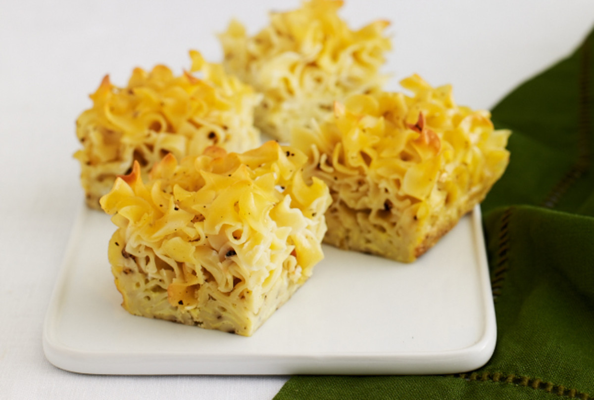 Image result for noodle kugel""
