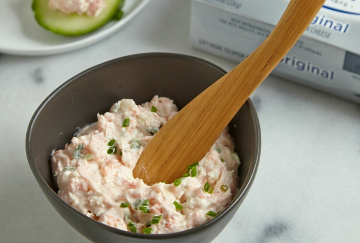 smoked trout dip recipe