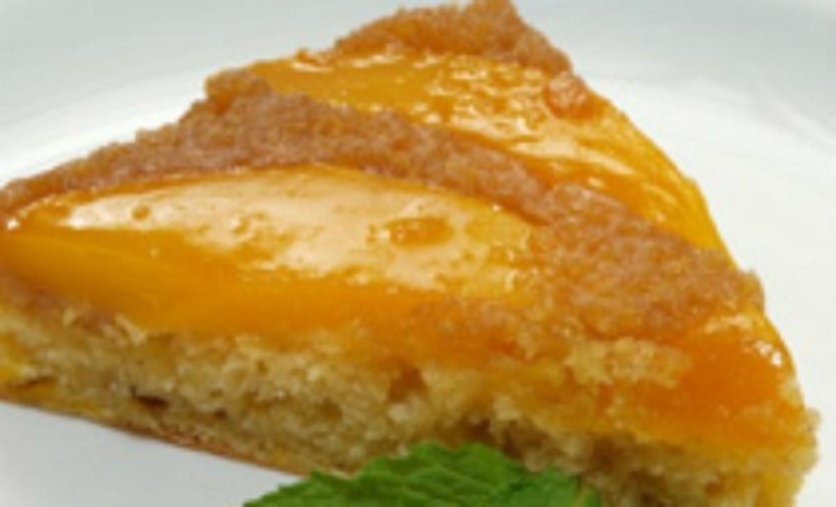 Mangolicious Flip Flop Cake
