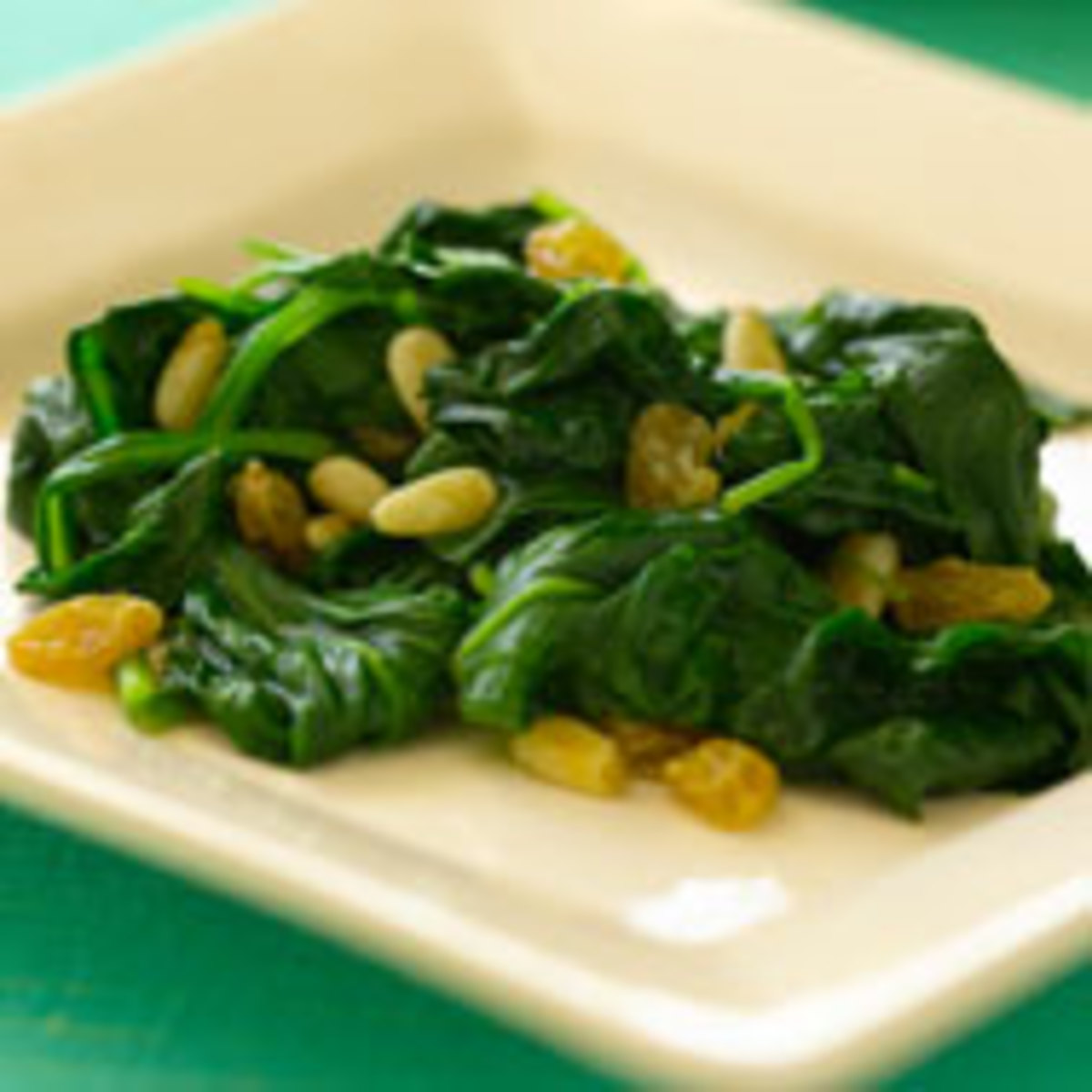Limas and Spinach