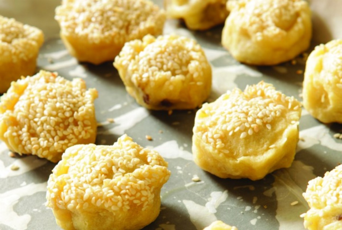 bastel-ground meat filled pastries