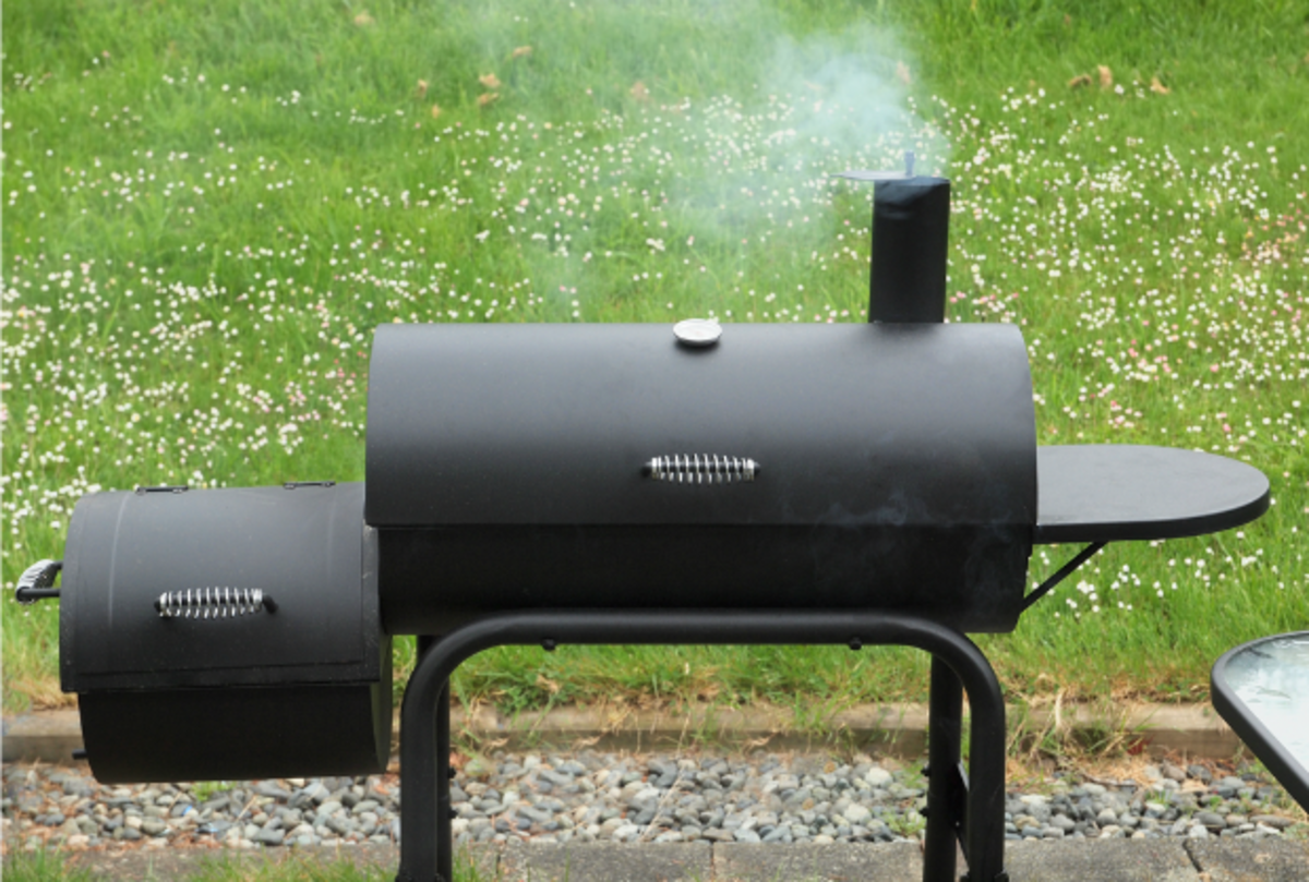 Choose a BBQ Smoker
