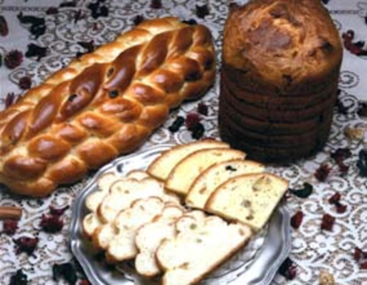Fruited Hearth Bread